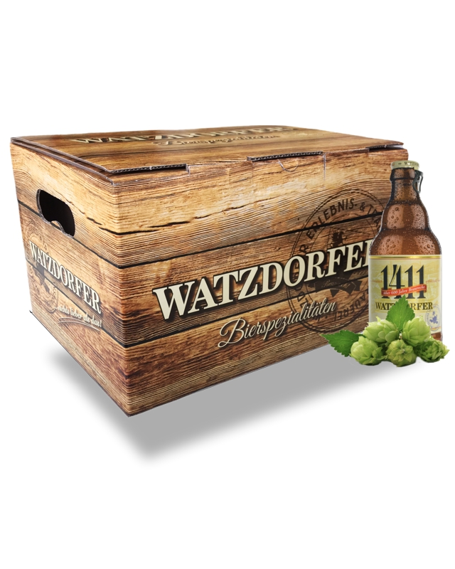 "Watzdorfer Karton ""1411 Festpils"""