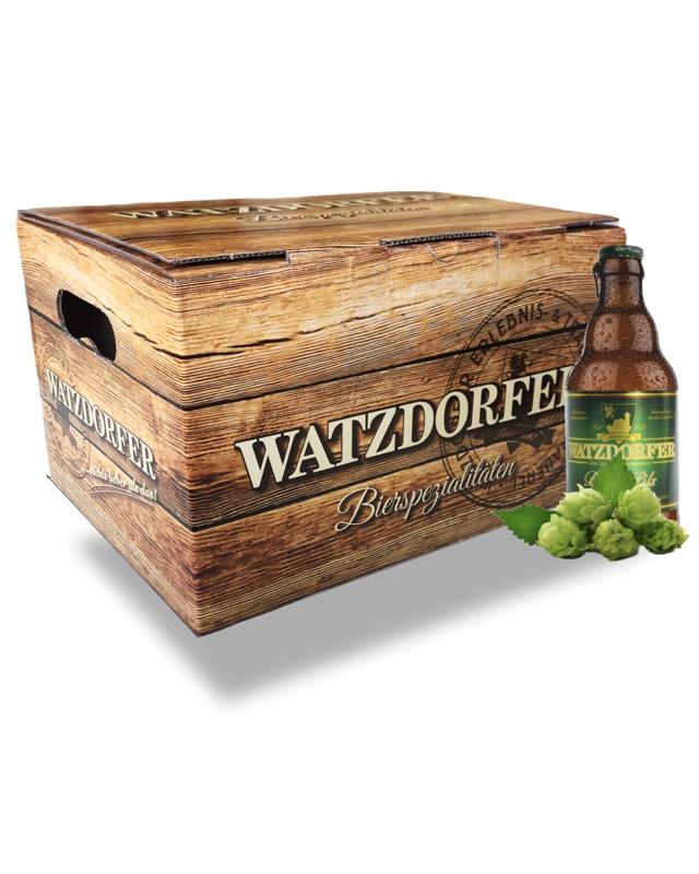 "Watzdorfer Karton ""Burg Pils"""