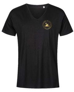 Herren T- Shirt schwarz