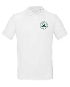 Herren Poloshirt weiß