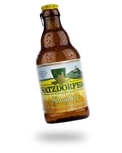 Flasche Landbier